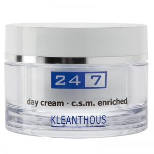 day cream – c.s.m. enriched