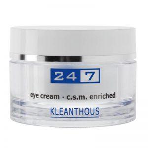 eye cream – c.s.m. enriched (30ml)
